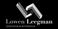 Logo lowen leegman