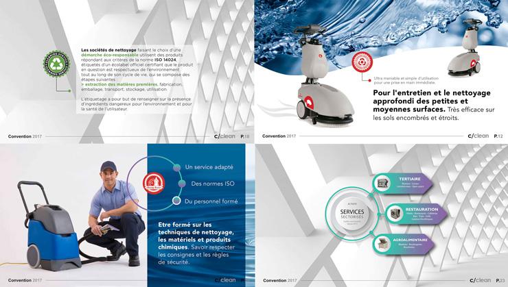Création de slides pour une présentation corporate sous PPT