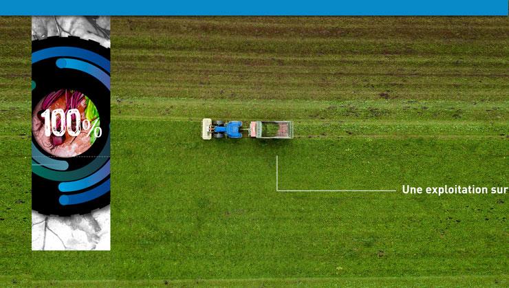 Pich Deck template pour le phytosanitaire